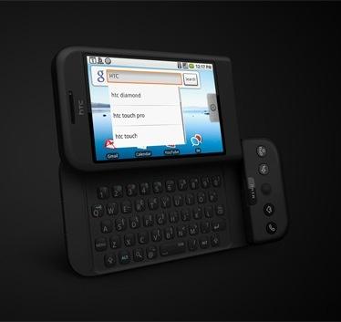 El HTC Dream añadido al Programa de Puntos Movistar