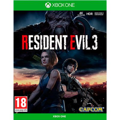 Resident Evil 3 Remake para Xbox One