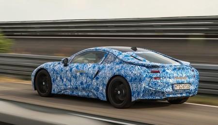 BMW i8 camuflado 02