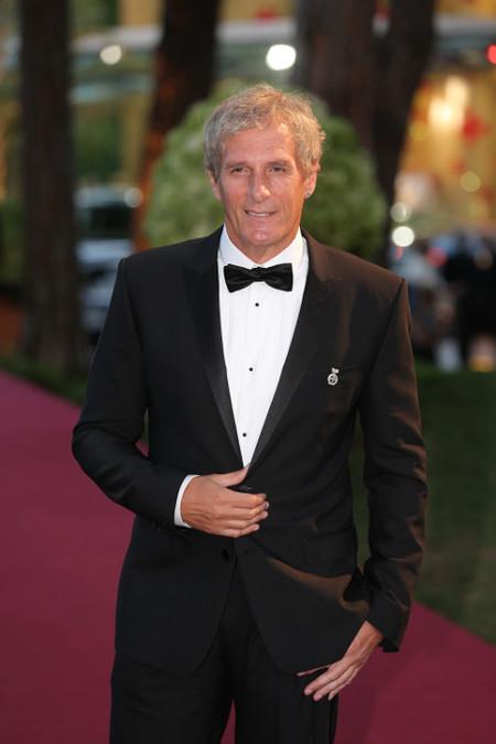 Michael Bolton tuxedo