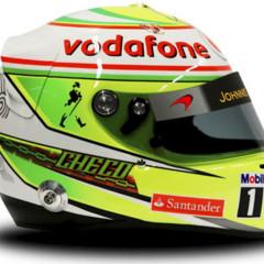 Foto 21 de 23 de la galería cascos-de-la-parrilla-de-formula-1-2013 en Motorpasión F1