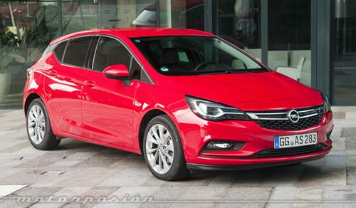 Probamos el Opel Astra 2015: un superventas, ahora mucho más completo