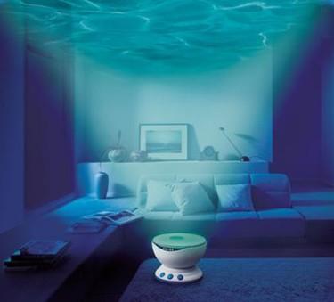 El fondo del mar en cualquier habitación