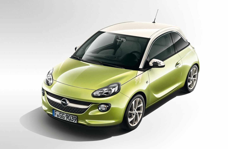 Foto de Opel Adam (15/50)