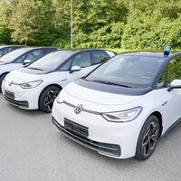 La Policía alemana hace un 'all in' con los coches eléctricos y encarga más de 200 Volkswagen ID.3