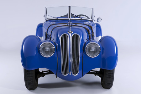 BMW 328 Roadster (1936)