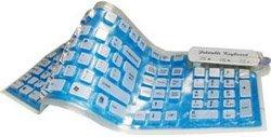 Un teclado flexible para trabajar en cualquier parte