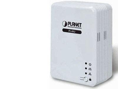 PLANET PL-802 es un nuevo extensor Ethernet para llevar la red a todos los puntos de la casa
