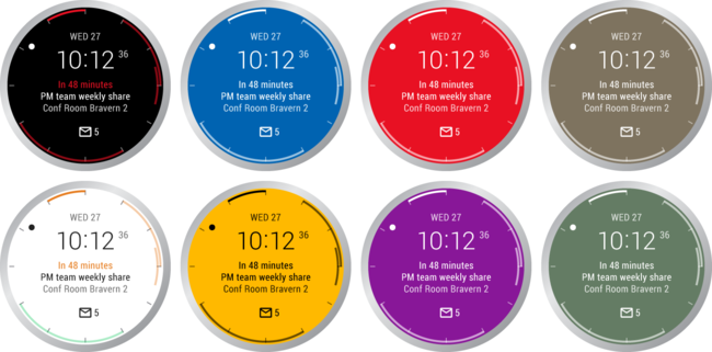 A Deeper Look At Outlook For Android-OS Wear 3