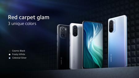 Xiaomi Mi 11i Oficial Colores