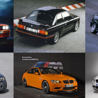 Estos son los seis BMW M3 más especiales de toda la historia