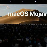 El nuevo macOS Mojave se oscurece con el 'Dark Mode' y una nueva App Store