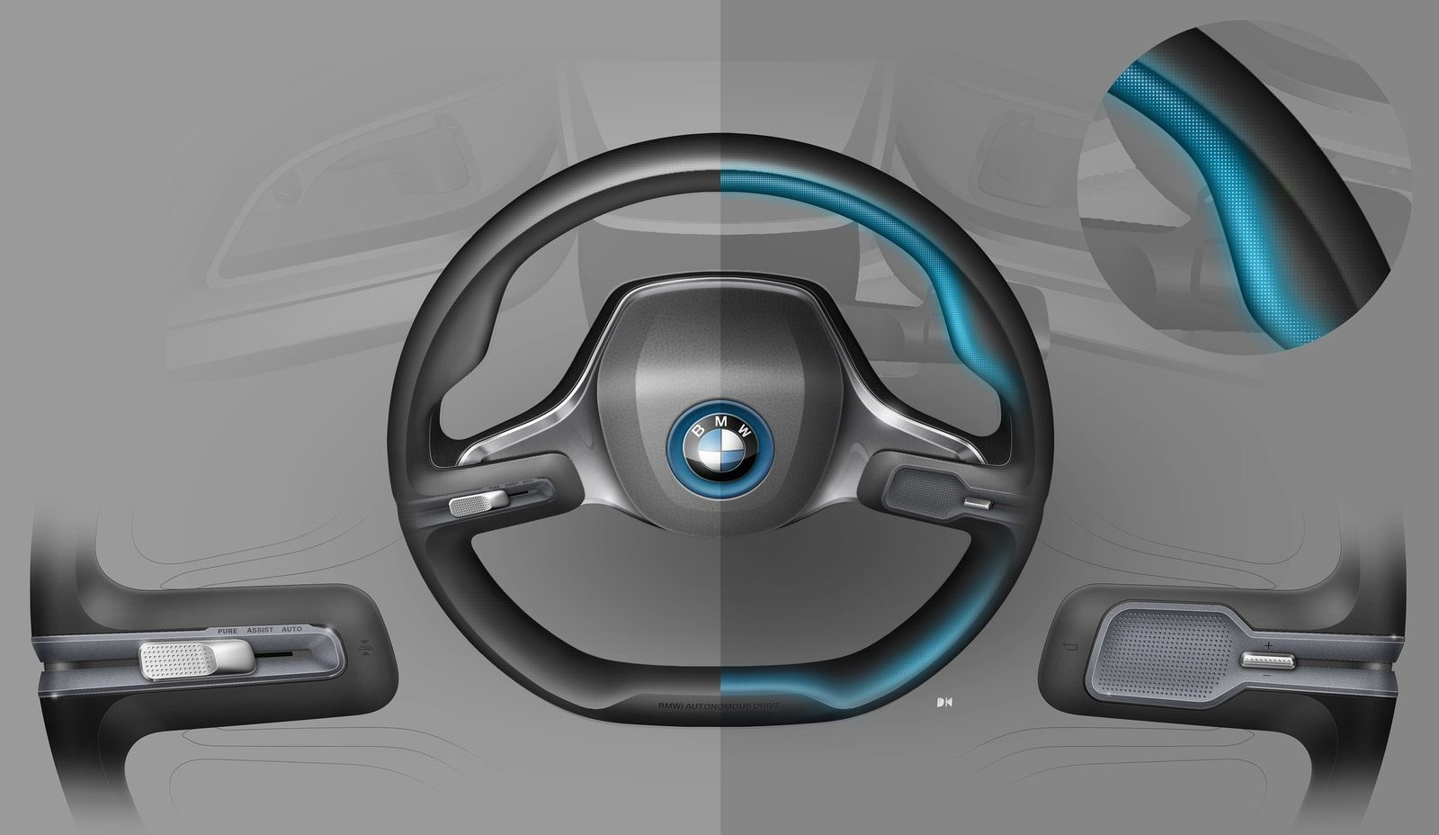 Foto de BMW i Vision Future Interaction Concept (18/19)