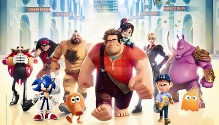 Cine en el salón: '¡Rompe Ralph', maravilla animada