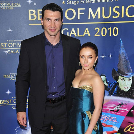 Hayden Panettiere habla de su relación con Wladimir Klitschko
