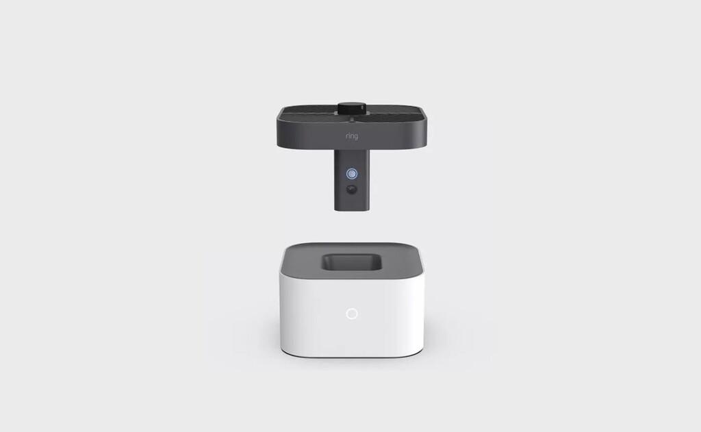 Ring Always Home Cam, la última cámara de vigilancia de Amazon es en realidad un drone autónomo que sobrevuela el hogar