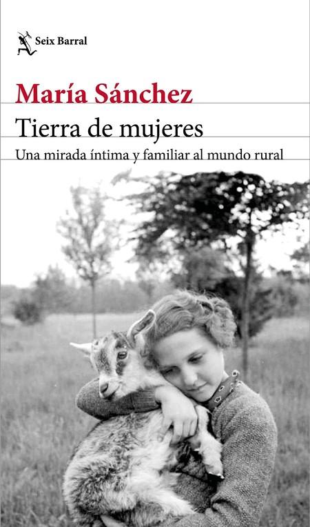 Portada Tierra De Mujeres Maria Sanchez