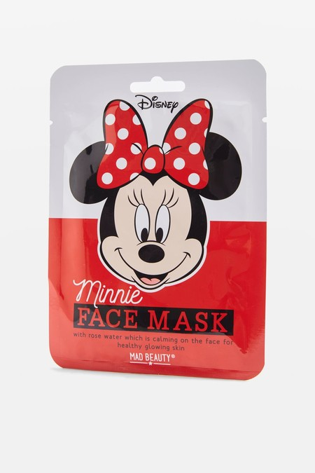 ¡Yo también quiero ser Minnie Mouse! Con las nuevas mascarillas de Asos lo tenemos fácil