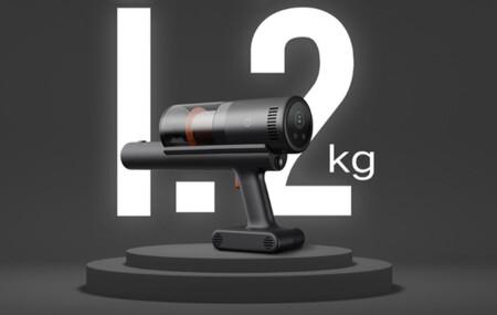 Xiaomi Mijia Wireless Vacuum Cleaner: así es la nueva aspiradora ultraligera sin cables de Xiaomi fabricada con fibra de carbono