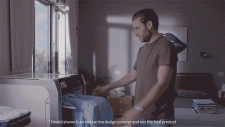 Máquina para planchar