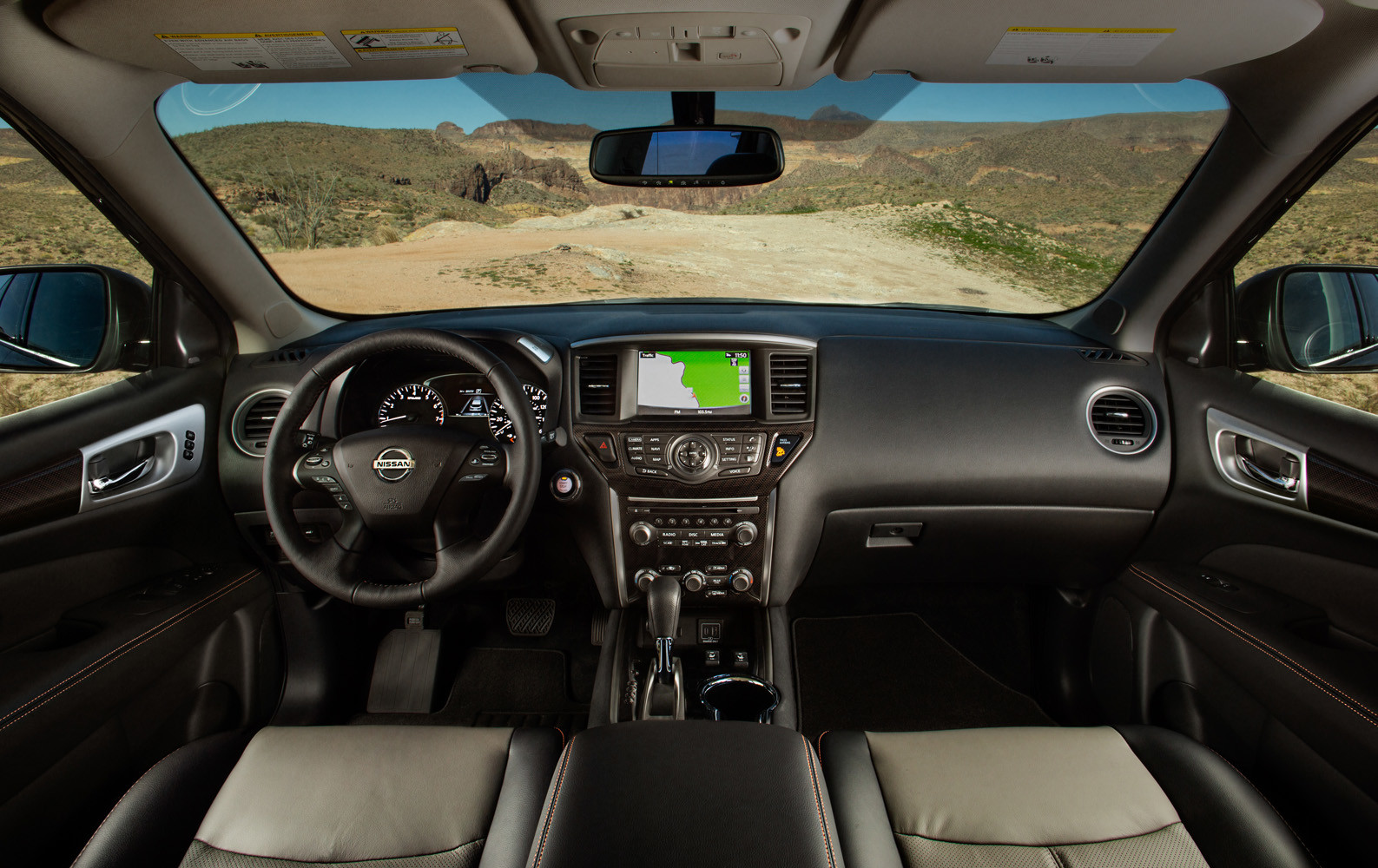 Foto de Nissan Pathfinder Rock Creek Edition (10/19)