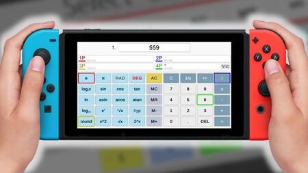 Los combates con números llegan a Nintendo Switch con el lanzamiento del nuevo multijugador competitivo Battle Calculator