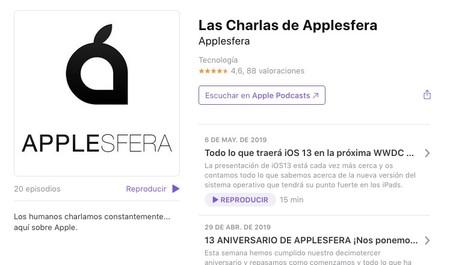 Applesfera Carlas Web