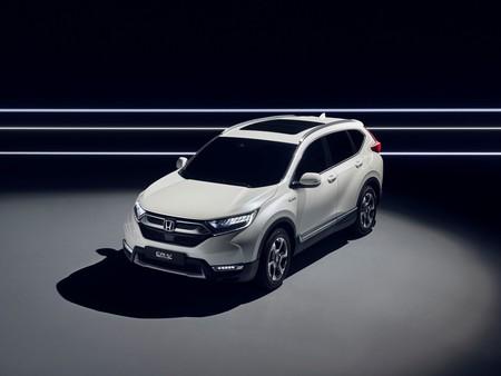 Honda Cr V Hybrid Prototype 25