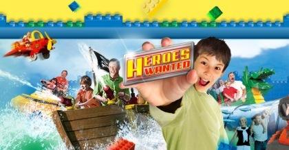 Legoland, futura atracción en Dubai
