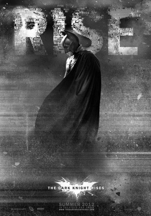 Foto de 'El caballero oscuro: La leyenda renace', diseños alternativos de Bane y carteles oficiales no usados (6/7)
