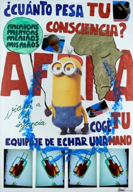 Minions Art Manel Fuentes