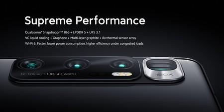 Xiaomi Mi 10 Ultra Rendimiento