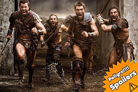 'Spartacus', un final de leyenda