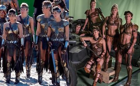 Las amazonas responden al polémico cambio de vestuario en 'Liga de la Justicia'