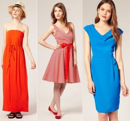Asos vestidos 2011