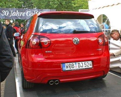 Golf GTI Edition
