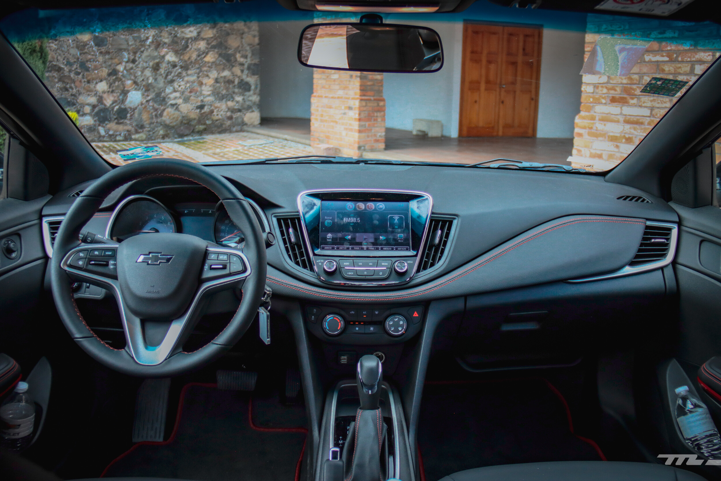 Foto de Chevrolet Cavalier Turbo 2022: Primer vistazo (29/37)