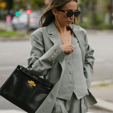 Siete maneras distintas de combinar un blazer y vestir con estilo durante toda la semana