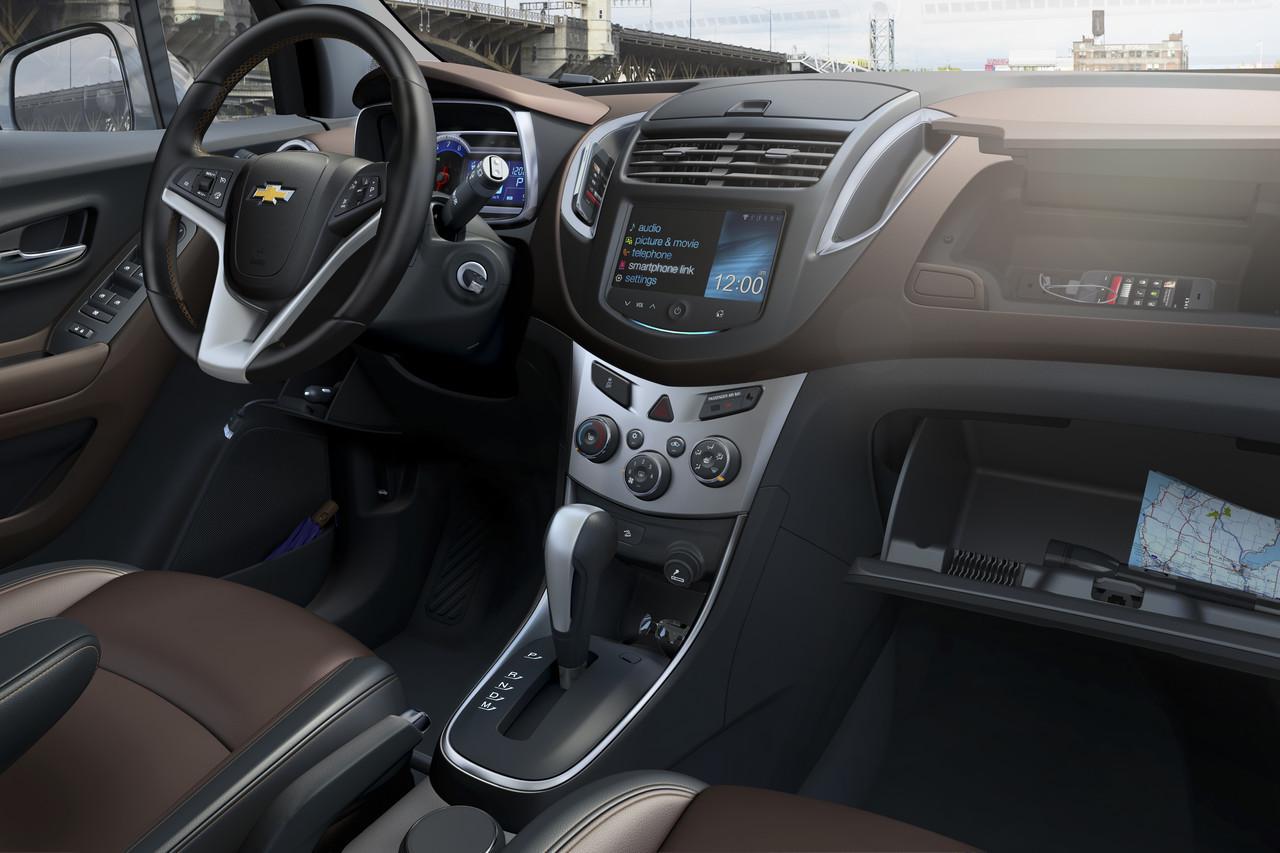 Foto de Chevrolet Trax 2013 (16/18)