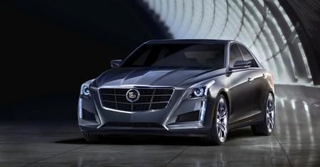 Nuevo Cadillac CTS llegará a México a finales de año