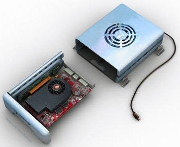 Rumor: tarjetas gráficas ATi fuera de la caja del ordenador