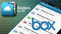 Box.com mejorará su aplicación para iOS tras la compra de Folders