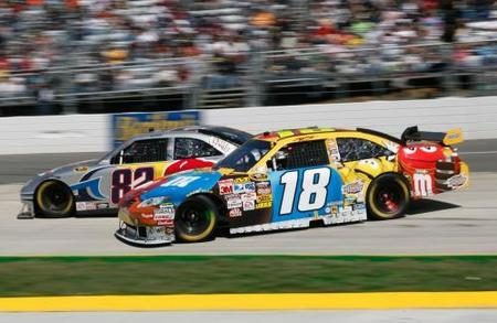 Kyle Busch y Scott Speed dan el salto a las Rolex Grand-Am Series