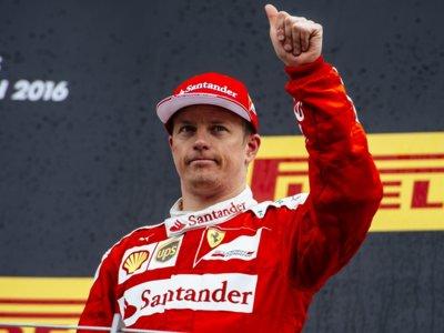 Kimi Raikkonen renueva con Ferrari y complica el mercado de fichajes