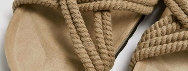 Clonados y pillados: las sandalias de cuerdas de I Go Out llegan a Pull&Bear para reinventar tu look náutico