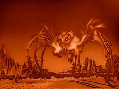 Ciencia-ficción: 'The Angry Red Planet' de Ib Melchior