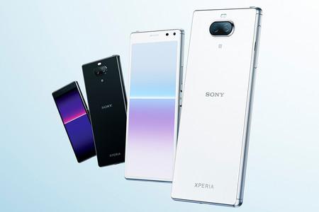 Sony Xperia 8 Lite: su gama media más económico de lo que llevamos de 2020 y viene con teleobjetivo