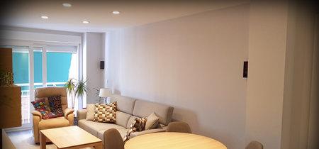 Así he renovado la iluminación de casa optando por luminarias de tipo LED empotrables