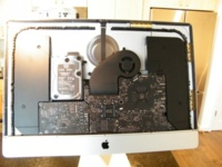 Un primer vistazo al interior del nuevo iMac de 27 pulgadas
