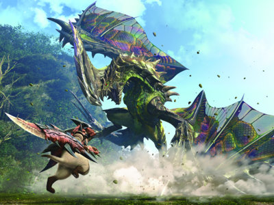 El opening cinemático de Monster Hunter Generations es fantasía épica en estado puro